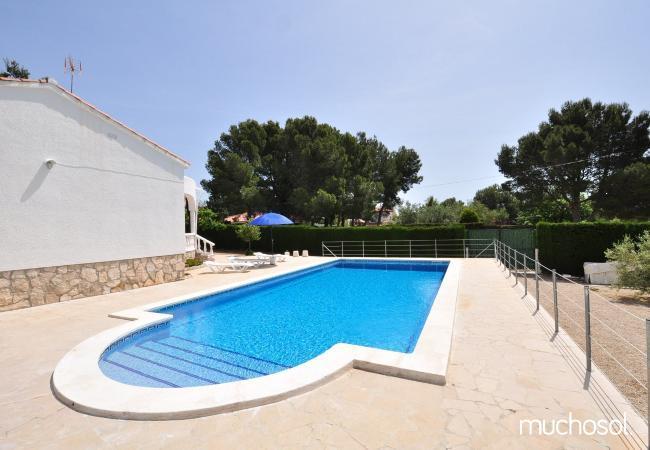 Villa de 3 habitaciones en Ametlla de Mar - Ref. 59360-14