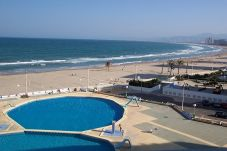 Apartamento con piscina en Cullera