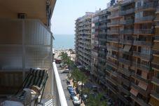 Apartamento para 7 personas con vistas al mar