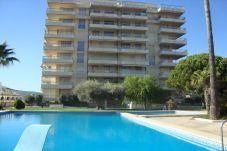 Apartamento para 6 personas con vistas a la piscina