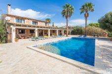 Villa para 7 personas con vistas a la piscina