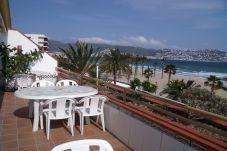 Apartamento en Rosas / Roses a 20 m de la playa