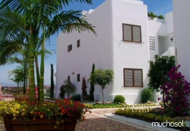 Bungalow de 2 habitaciones a 200 m de la playa en San Juan de los terreros - Ref. 76225-8