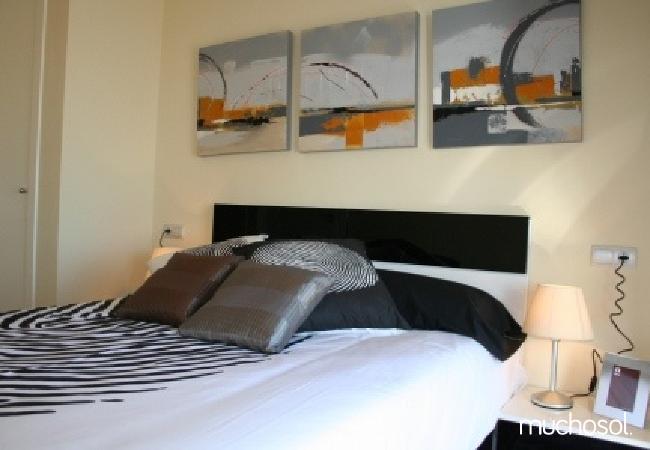 Bungalow de 2 habitaciones a 200 m de la playa en San Juan de los terreros - Ref. 76225-16