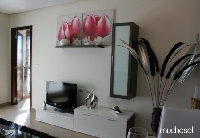 Bungalow de 2 habitaciones a 200 m de la playa en San Juan de los terreros - Ref. 76225-36