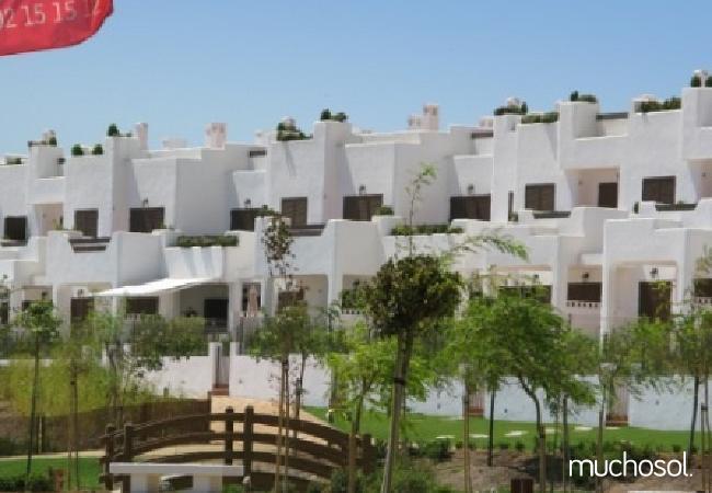 Bungalow de 2 habitaciones a 200 m de la playa en San Juan de los terreros - Ref. 76225-4