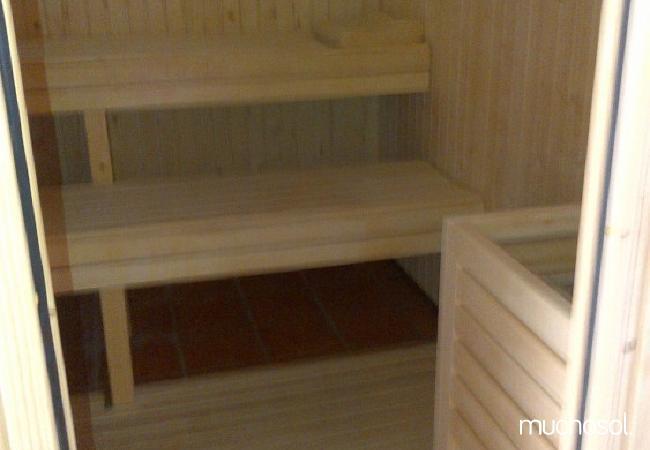 Bungalow de 2 habitaciones a 200 m de la playa en San Juan de los terreros - Ref. 76225-57