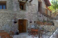 Casa rural de 6 habitaciones en Abaurrea Alta