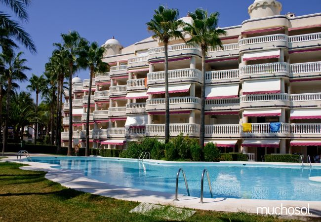 Apartamento en Alcoceber en primera línea de playa - Ref. 77722-6