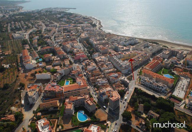 Apartamento en Alcoceber a 50 m de la playa Carregador - Ref. 77751-8