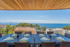 Villa para 10 personas con vistas al mar
