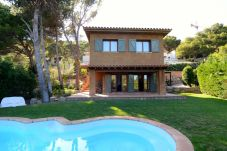 Villa para 7 personas en Begur
