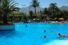Estudio con piscina en la zona de Benalmádena Costa