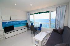 Apartamento en primera línea de playa de Benidorm