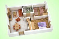 Apartamento en Bocenago
