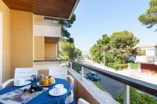 Apartamento con aire acondicionado en Ca´n Picafort