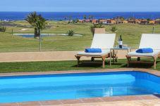 Villa en Caleta de Fuste para 6 personas con 3 habitaciones