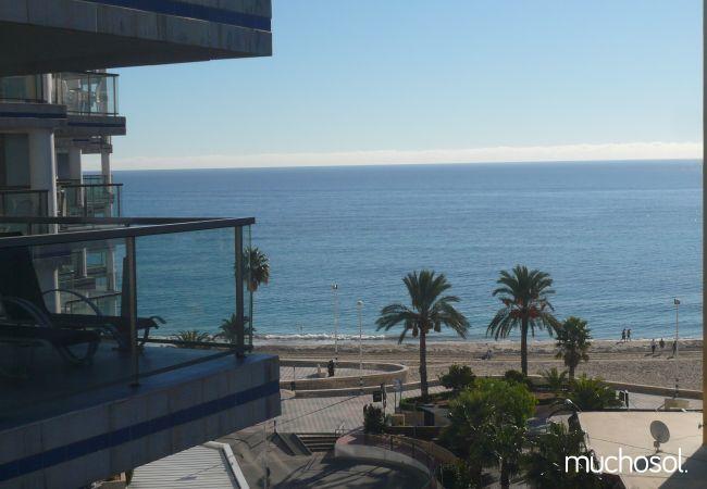 Apartamento en Calpe en prinera línea de playa - Ref. 49556-14