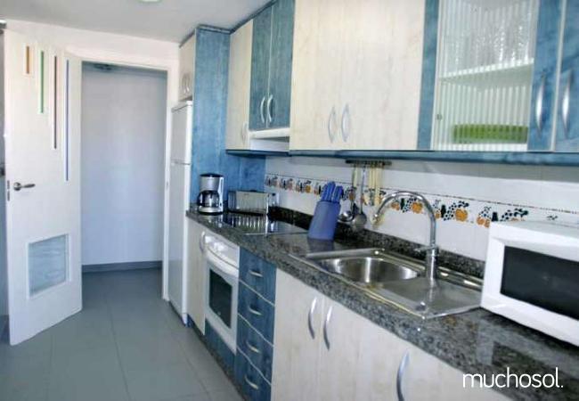 Apartamento en Calpe en prinera línea de playa - Ref. 49556-6