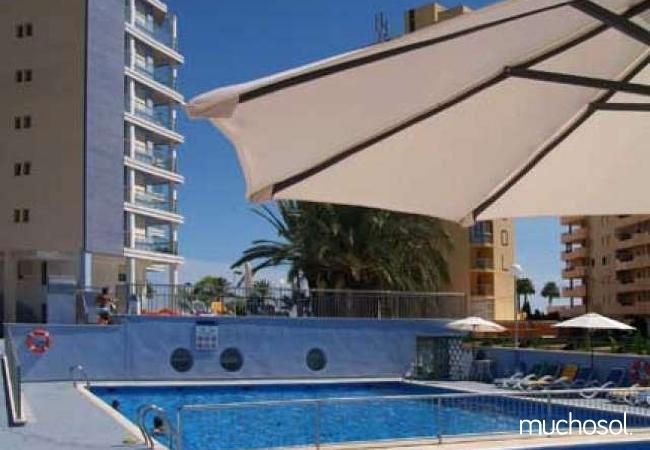 Apartamento en Calpe en prinera línea de playa - Ref. 49556-12