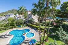 Apartamento con piscina en Capdepera