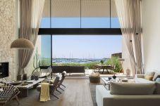 Villa en primera línea de playa de Colònia de Sant Jordi