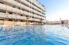 Apartamento para 6 personas con vistas al mar