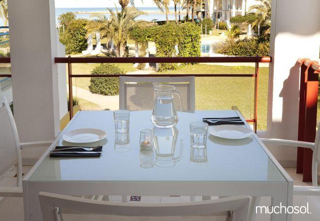 Precioso apartamento con vistas al mar - Ref. 84910-22