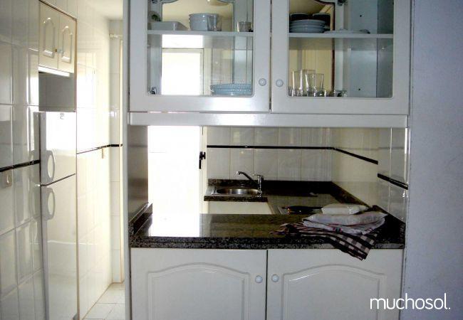 Apartamento para 5 personas con vistas al jardín - Ref. 68061-6