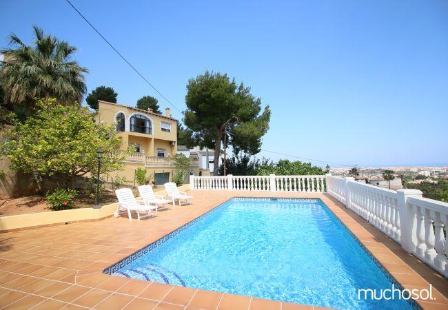 Villa para 6 personas con vistas al mar - Ref. 56731-4