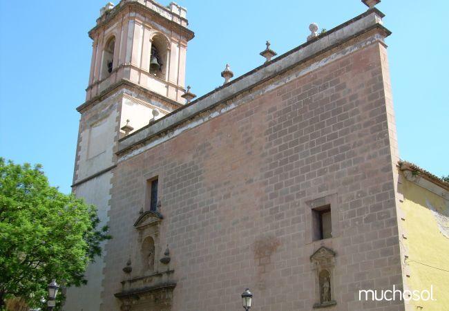 Villa con amplio jardín en Els Poblets - Ref. 76618-27