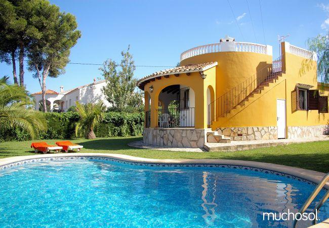 Villa en tranquilo residencial - Ref. 76508-1