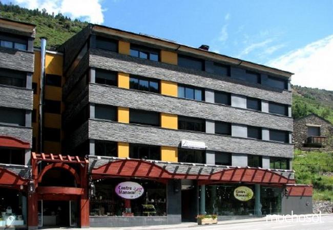 Complejo de apartamentos en El Tarter - Ref. 102473-1