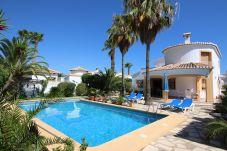 Villa en El Vergel a 2000 m de la playa