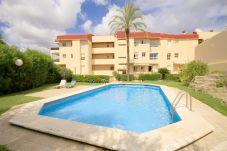Apartamento de 2 habitaciones a 100 m de la playa