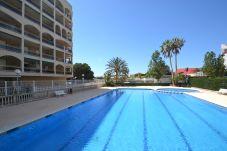 Apartamento con piscina en La Pineda