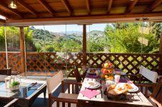Casa para 4 personas con vistas a la montaña