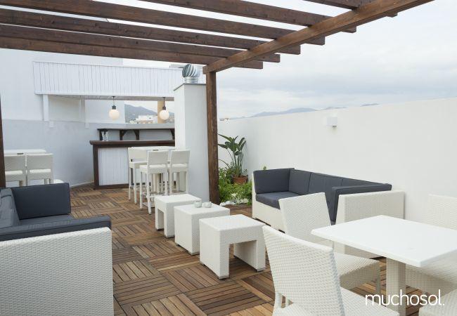 Apartamento de 1 habitación a 2000 m de la playa en Málaga ciudad - Ref. 126710-9