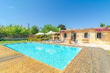 Villa con piscina en Manacor