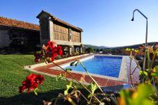 Casa rural en Montalegre para 10 personas con 5 habitaciones