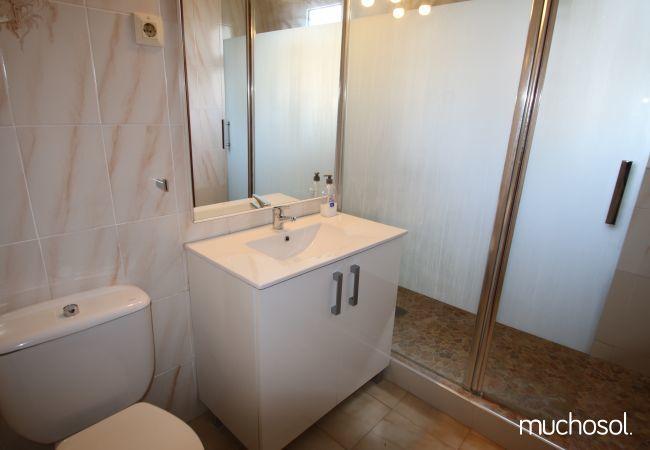 Apartamento para 6 personas a cien metros de la playa - Ref. 74485-7