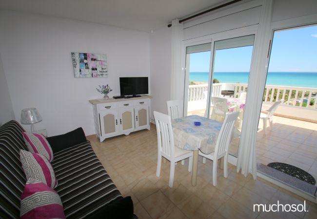 Apartamento para 6 personas a cien metros de la playa - Ref. 74485-1