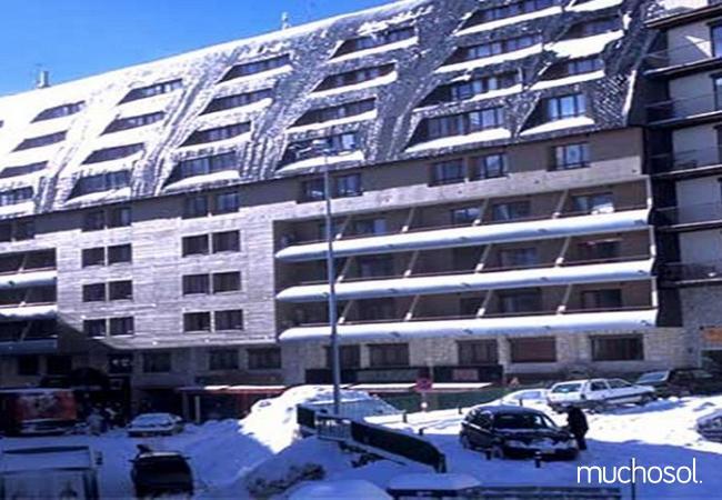 Dúplex en Pas de la Casa al lado de la estación de esquí de Grandvalira - Ref. 63416-9