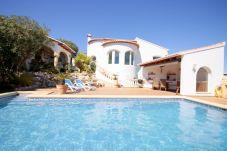 Villa de 3 habitaciones en Pedreguer