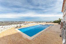 Apartamento con piscina en Pego