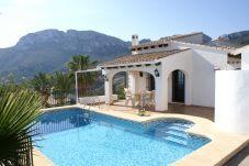 Villa en Pego a 8 km de la playa