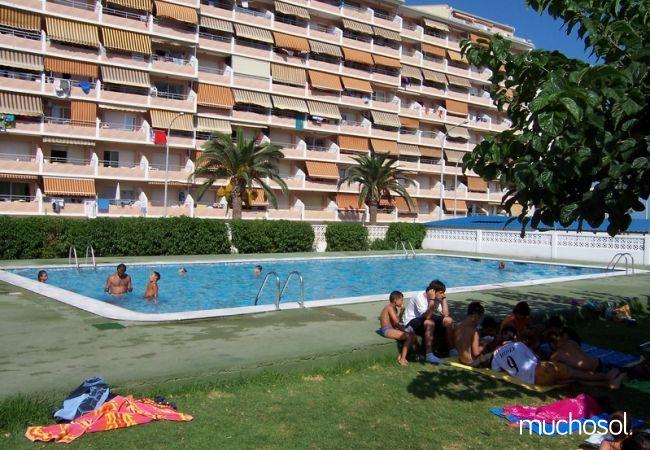 Apartamento junto al mar en Peñiscola - Ref. 119820-5
