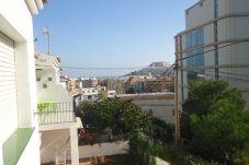 Apartamento de 4 habitaciones en Peñiscola