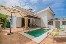 Casa con piscina en Port de Pollença