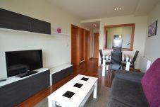 Apartamento de 1 habitación en Portonovo